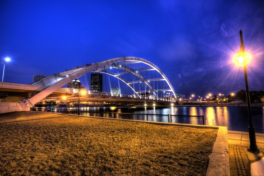 ISO 200, F/8, 3 sec, 19 mm Lens, 7 exposure HDR