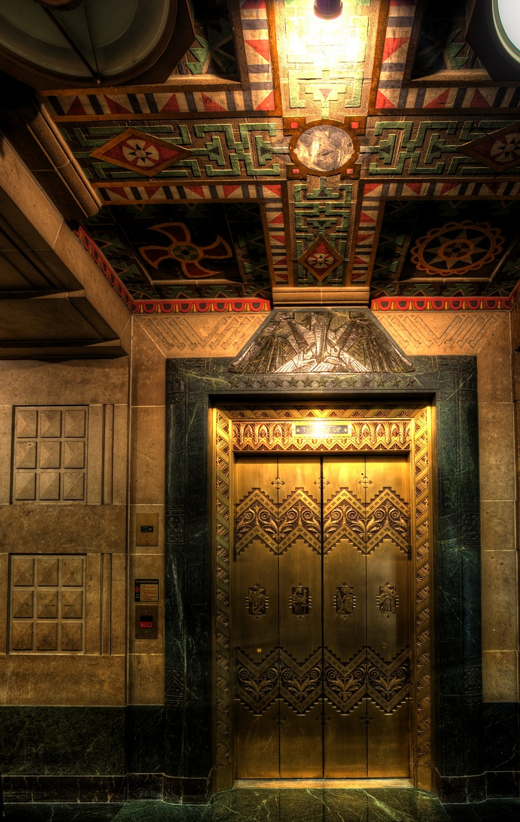 Art deco jazzersten 39 s hdr blog for Drawing hall decoration