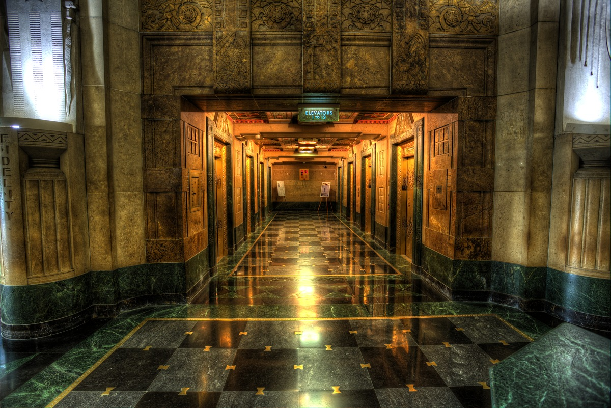 Heading up to the 28th floor jazzersten 39 s hdr blog for 100 floors 28th floor