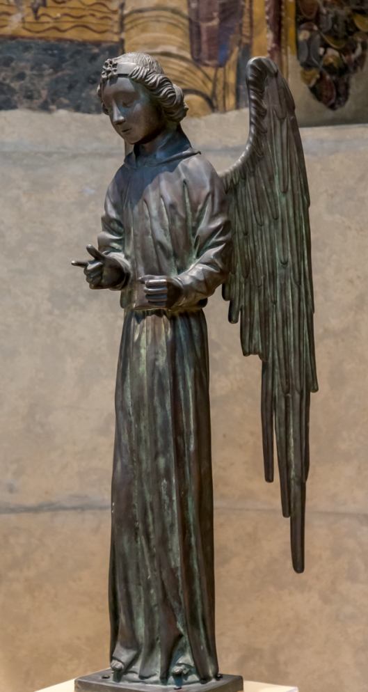 Don't Blink.... (remeber Dr Who?)